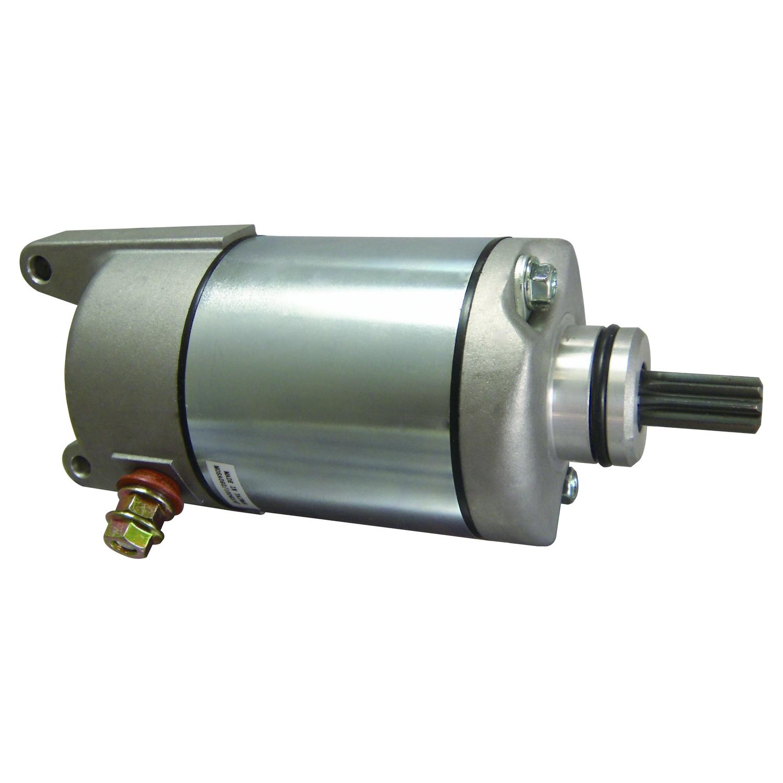 NEW ATV Starter Kawasaki KLF400//KVF400 Prarie//Bayou 398cc 9 Tooth 21163-1208