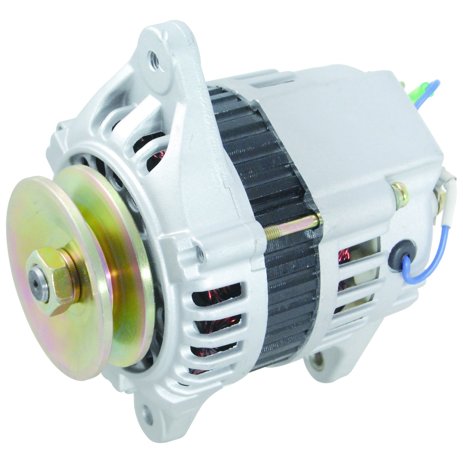 Alternator Hitachi IR/IF 50 Amp/12 Volt, CW, 1-Groove Pulley