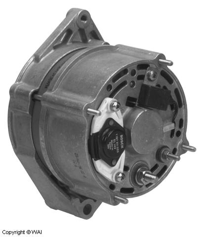Alternator Bosch IR/EF 65 Amp/12 Volt, CW, w/o Pulley