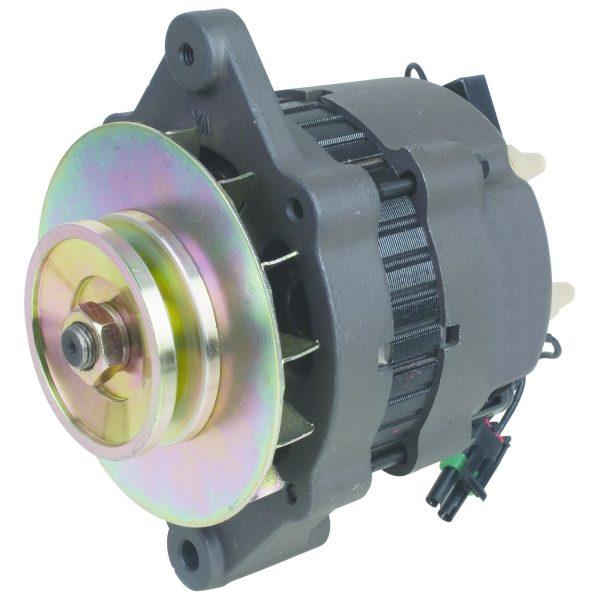 Alternator Mando IR EF 55 Amp 12 Volt CCW 1 Groove Pulley