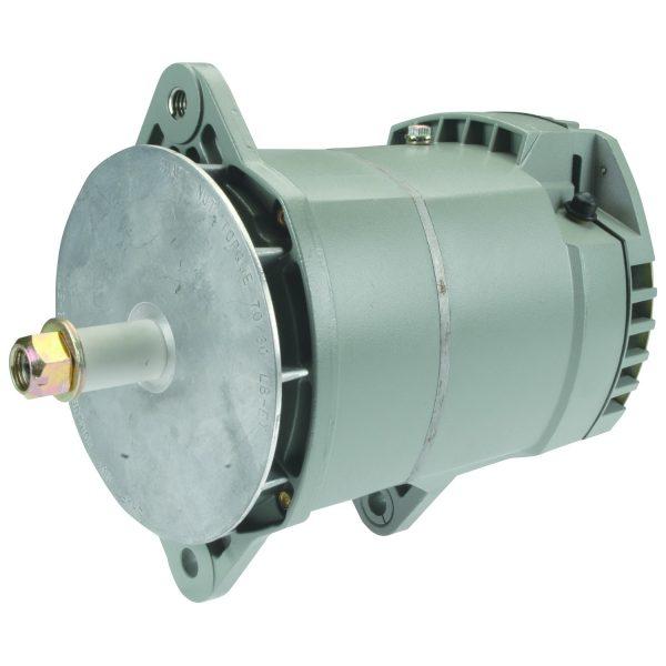 Alternator Delco 25SI Series IR/EF 50 Amp/24 Volt, Bi-Directional, Neg. Grd., w/o pulley