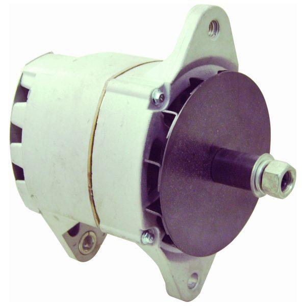 Alternator Delco 20SI Series IR/EF 45 Amp/24 Volt, Bi-Directional, Neg. Grd., w/o pulley