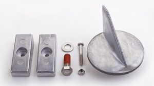 Anode Kit 3 Cylinder, 4 Cylinder