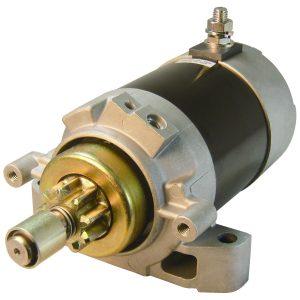 Starter-Hitachi DD 0.9KW/12V CW 9T
