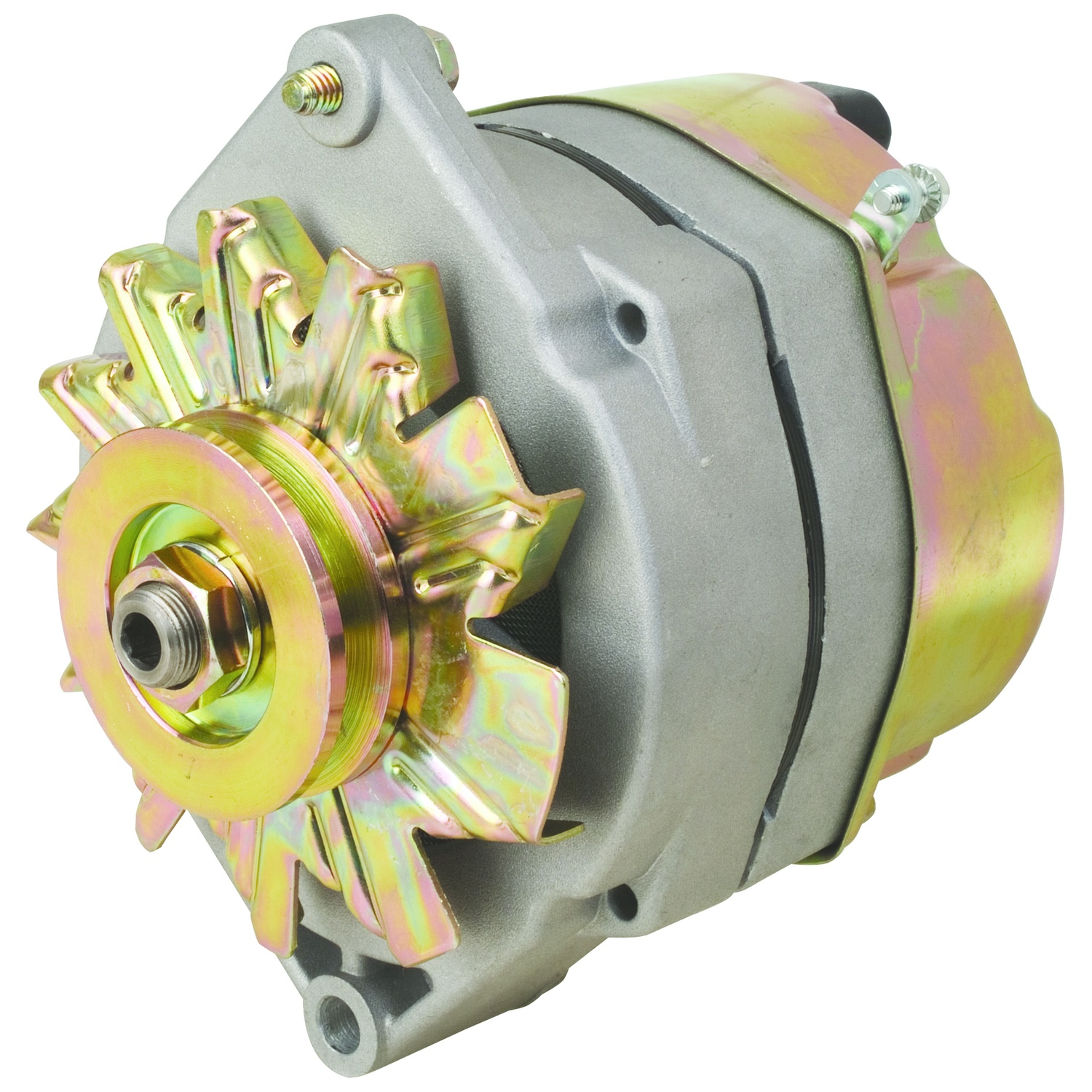 Alternator-Delco MARINE REPL