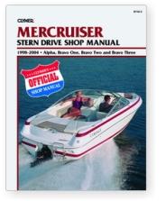 Mercruiser Sterndrive Manuals